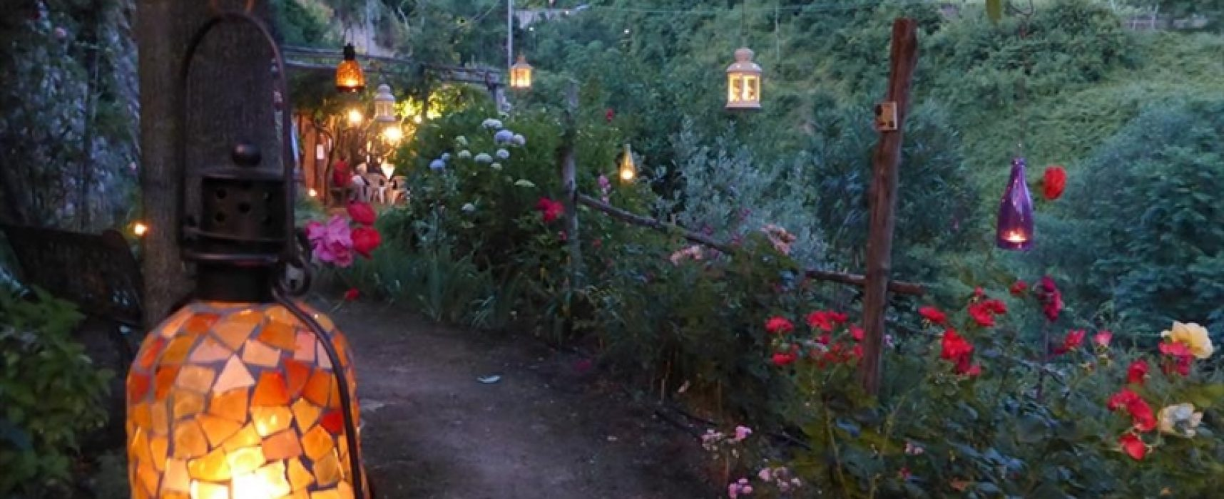 Tramonti il Giardino segreto