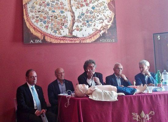San Gennaro, il museo è cardioprotetto
