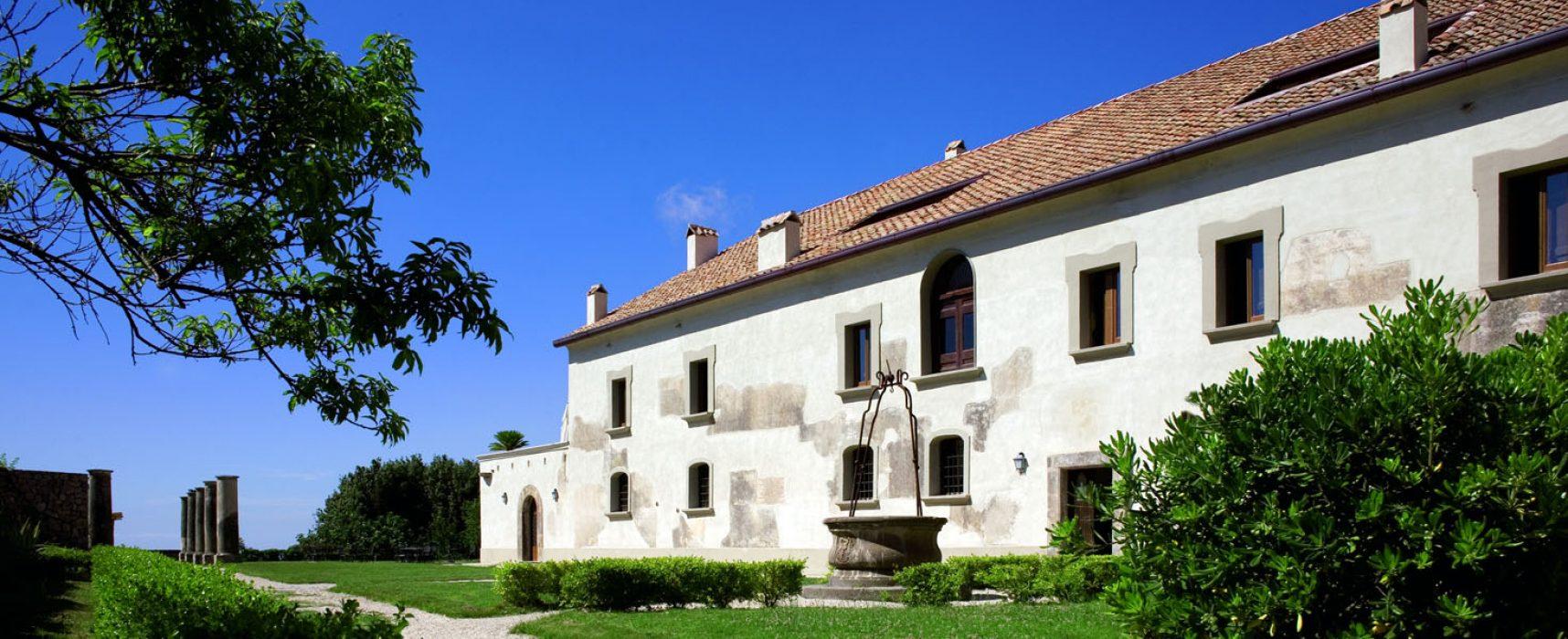 Villa Giusso, relax tra colline