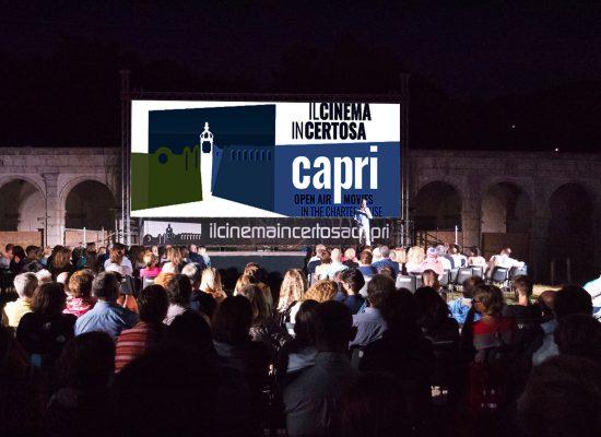 CAPRI, RITORNA IL CINEMA IN CERTOSA