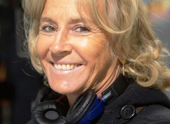 La grande regista Cinzia TH Torrini a Vico per il Festival