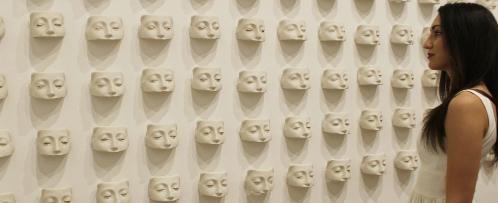 Capodrise in mostra Il silenzio di Ophelia