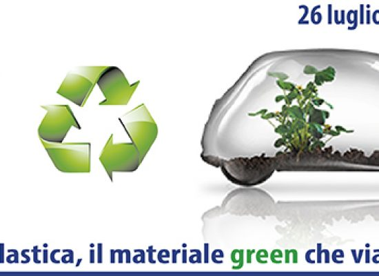 Da Napoli l'auto con bioplastica