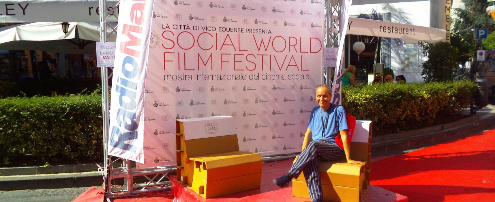 Al Social World Film Festival  il Mercato europeo del cinema giovane