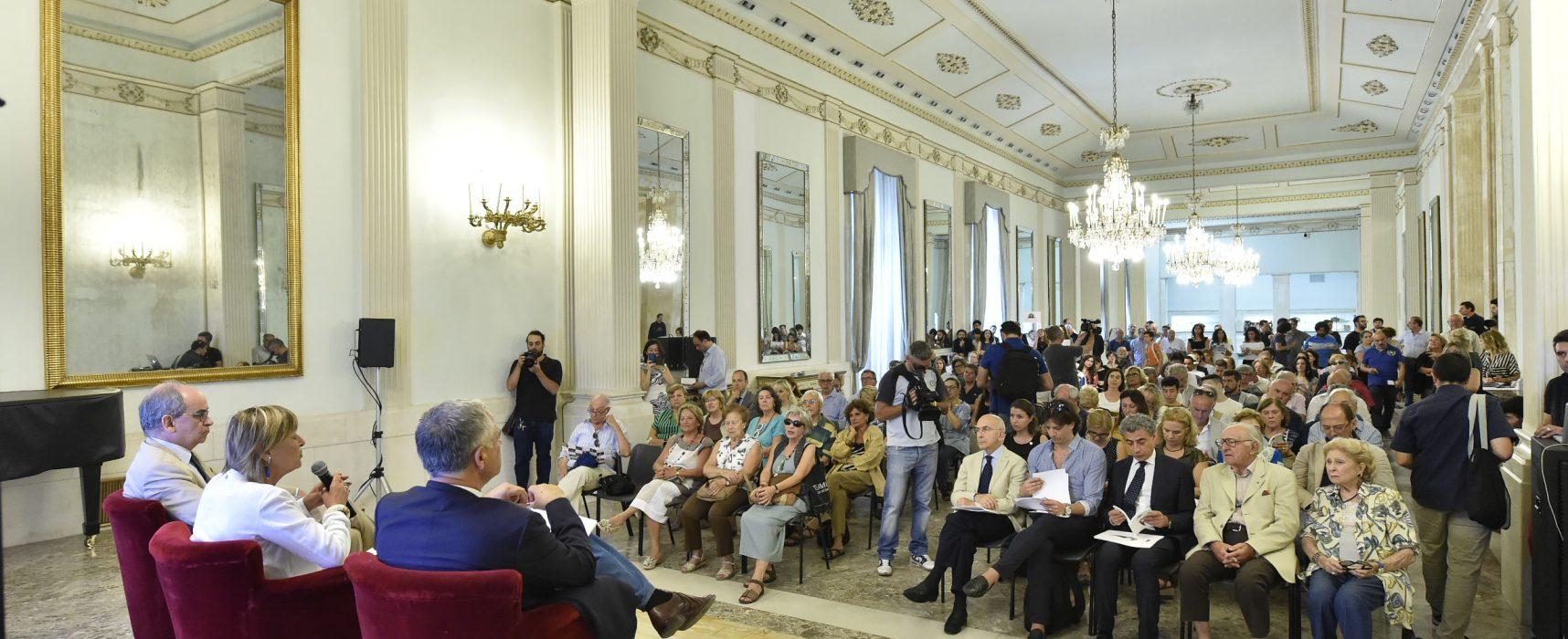 San Carlo, nuova stagione tra Toscanini e Rossini