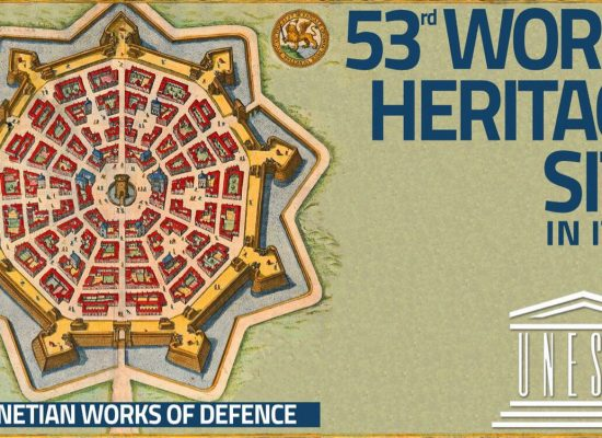 Unesco, Italia 53 siti Patrimonio Umanità