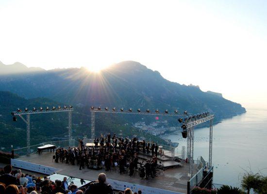 Ravello alba in musica