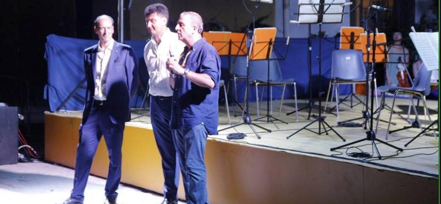 Villa Fiorentino musica e non solo…