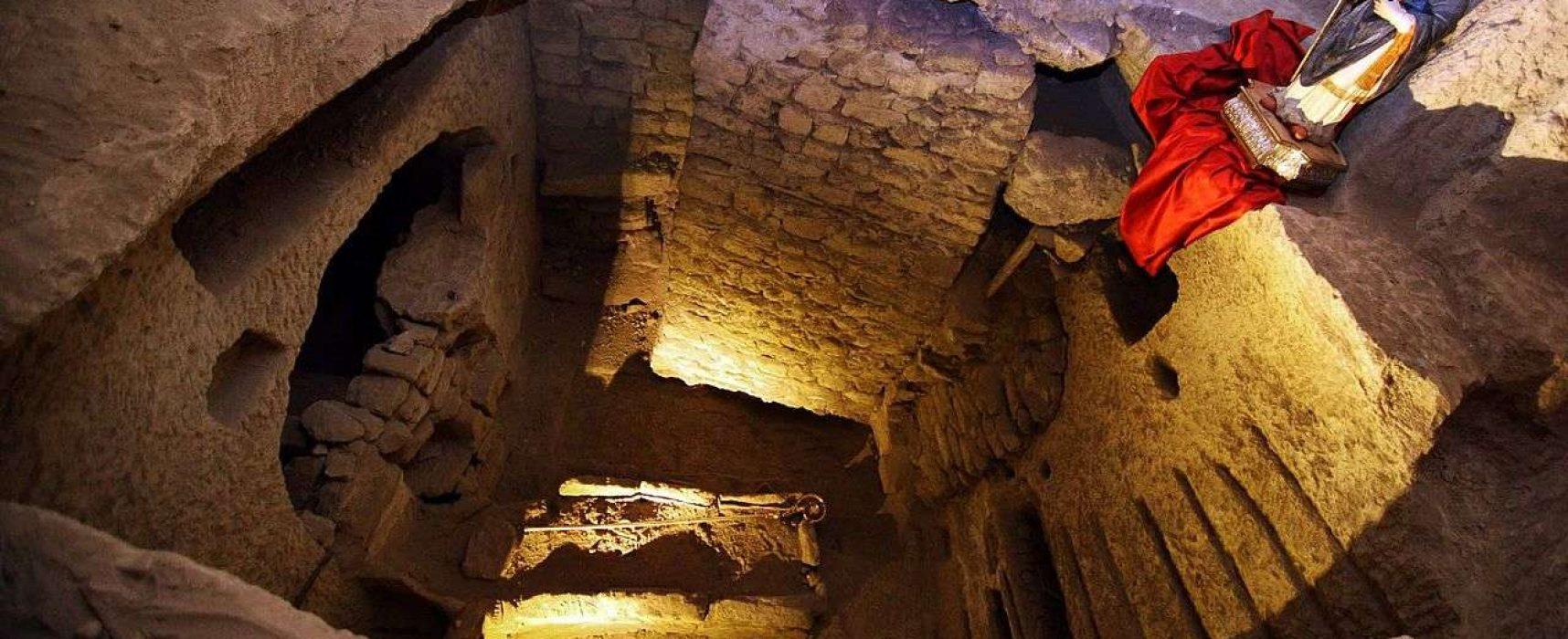 San Gennaro, un Aperitivo alle Catacombe