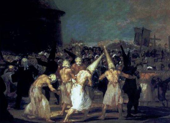 Guardia Sanframondi, Flagellanti e battenti per l'Assunta