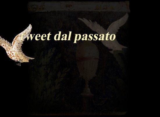 Ercolano tweet archeologici