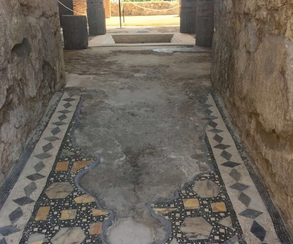 Pompei aprono le terrazze panoramiche