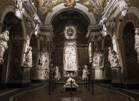 Cappella Sansevero, simboli e sgreti