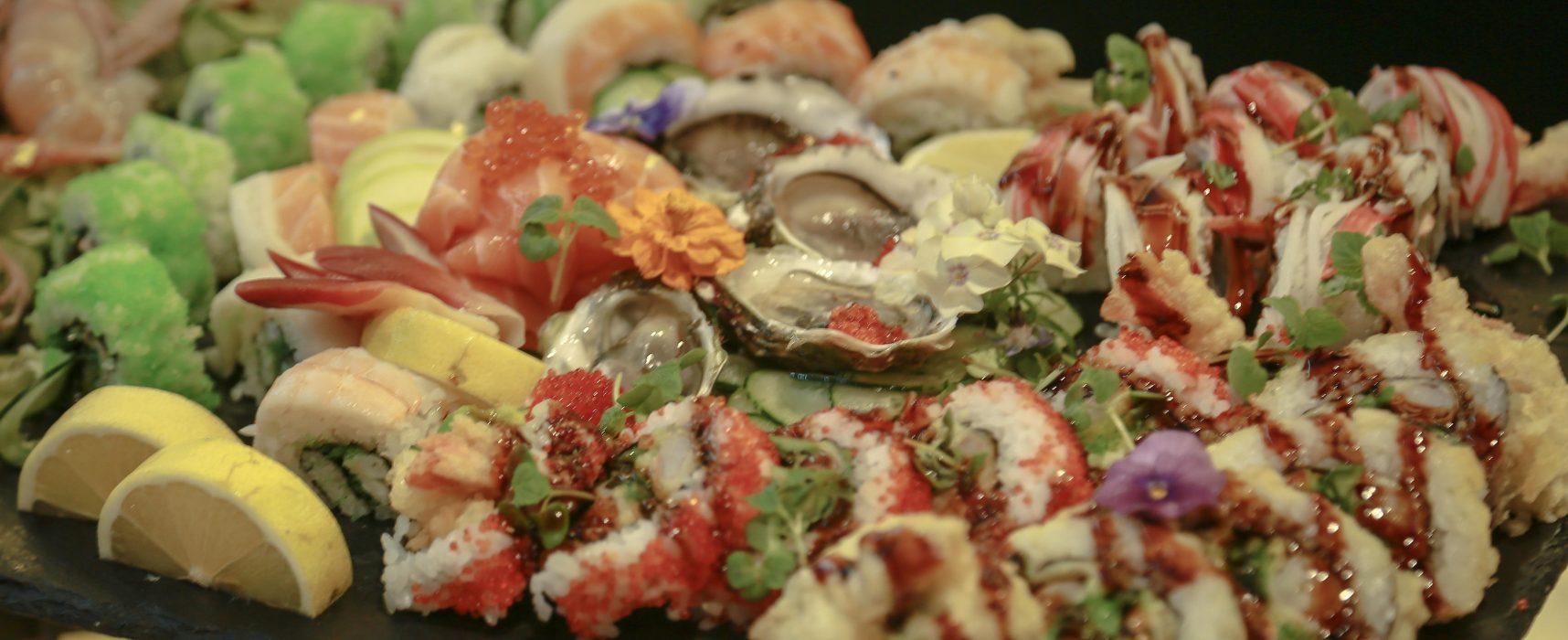 Jap Asian Cuisine, il cibo d'arte