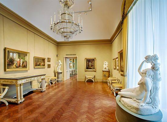 MUSEO CAPODIMONTE in mostra '800 privato