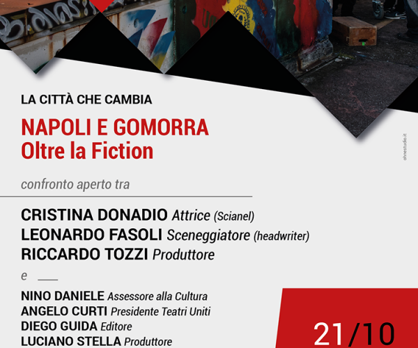 NAPOLI E GOMORRA: OLTRE LA FICTION