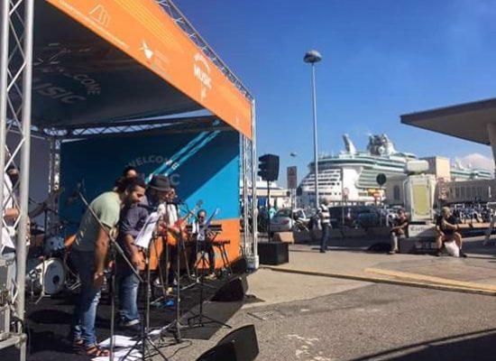 Welcome Music Fest a Porto e Aeroporto