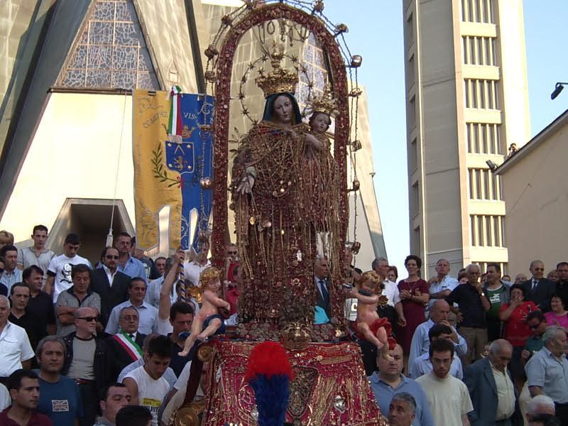 Risultato immagini per madonna del carpinello visciano